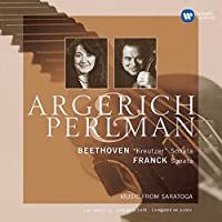 Beethoven: Violin Sonata No.9 'Kreit by Martha Argerich (2015-02-11)