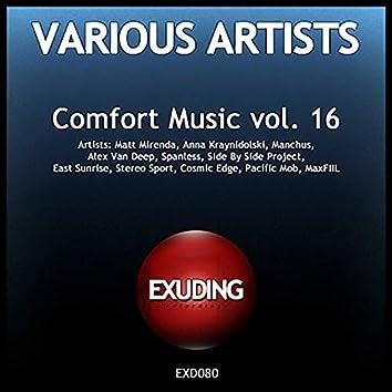 Comfort Music, Vol. 16