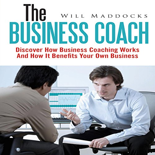 The Business Coach audiobook cover art