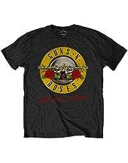 Guns & Roses T-shirt męski Guns N' Roses Not in this Lifetime Tour with Back Print