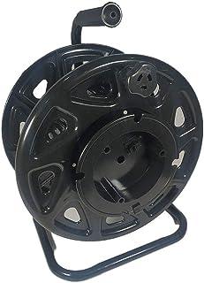FGDSA Carcasa de plástico Resistente Carrete de Cable portátil Carrete de Fibra óptica Carrete de Cable Carrete de Cable ó...