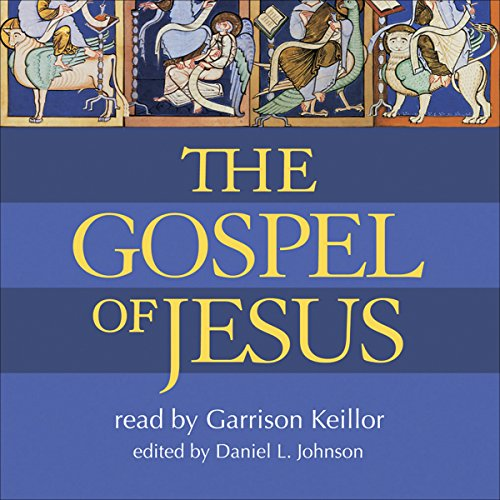 Gospel of Jesus audiobook cover art