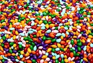 Sunbursts - Rainbow Colored Chocolate Covered Sunflower Seeds - 1/2 Pound
