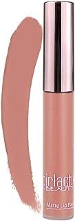 Girlactik Bashful Matte Lip Paint Liquid Lipstick, 0.25 Oz.