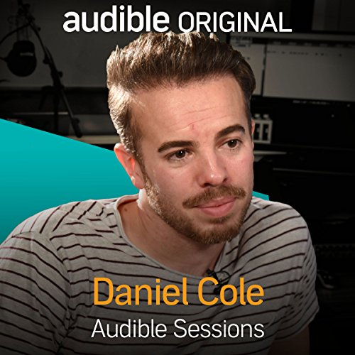 Daniel Cole audiobook cover art