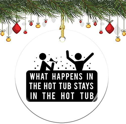 Top 10 Best hot tub xmas ornament Reviews