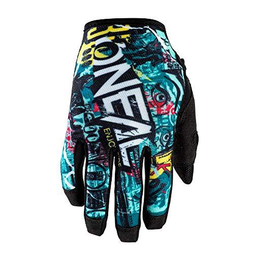 O'NEAL Mayhem Savage MX DH FR Handschuhe schwarz/grün 2020 Oneal: Größe: M (8.5)