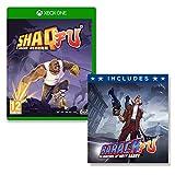 Xbox one - jeu d'action 1X disque de jeu Combattez dans les rues en shaq fu, exprimé par shaquille o'neal!