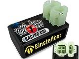 Einstellbare Tuning Racing CDI GT Union Strada 125, GT Union Tempesta 125, GT Union Veloce 125 (4Takt)