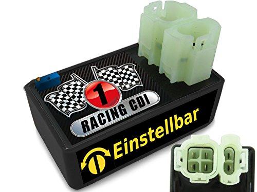 EINSTELLBARE Racing CDI CDI Benero Retro 50ccm 4T, New Retro 50ccm 4T / CDI Jack Fox Retro Star, Speed Fox S