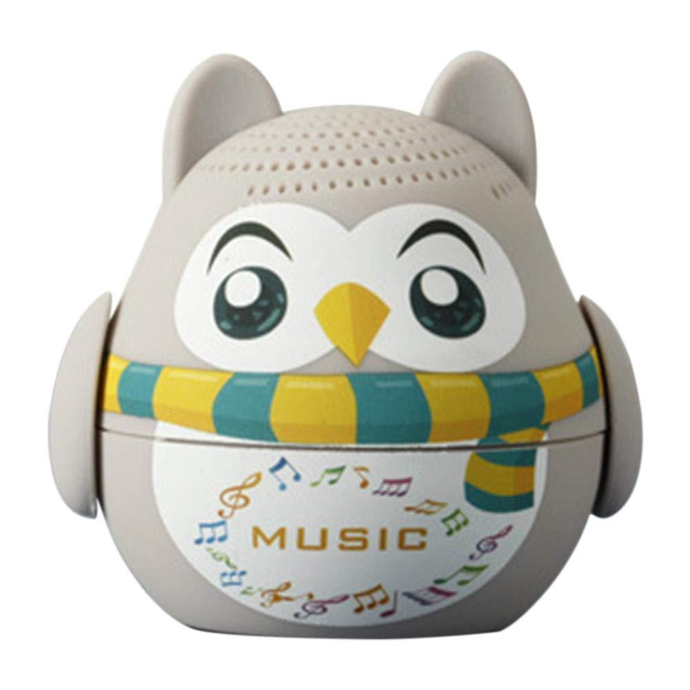 mini owl bluetooth speaker