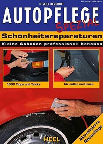 Autopflege Spezial - Schönheitsreparaturen: Kleine Schäden professionell beheben