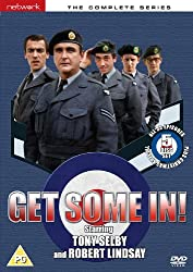 Get Some In! on DVD