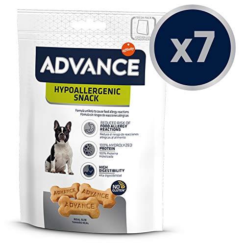 Advance hypoaller Genic Snack, Confezione da (7X 150G)