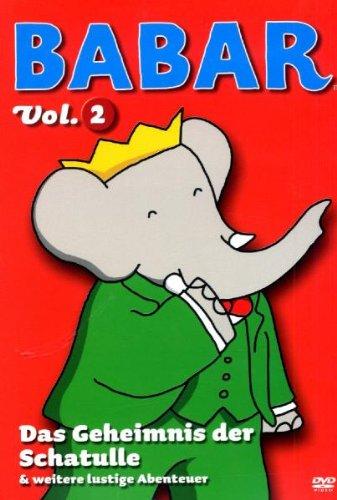 Babar, Vol. 2: Das Geheimnis der Schatulle & weitere lustige Abenteuer