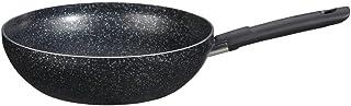 Tefal Sartén Wok 28 cm Cuisinez Brut, Aluminio