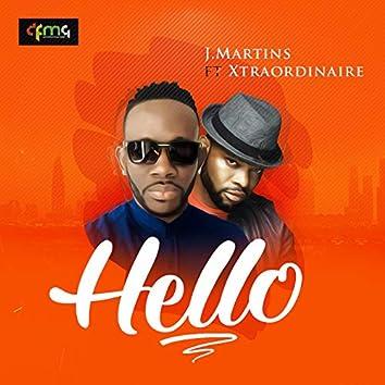 Hello (feat. Xtraordinaire)
