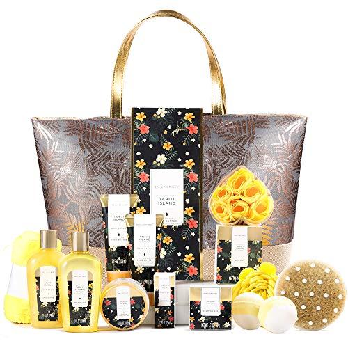 Spa Luxetique Coffret Cadeau pour Femme,15PC Coffret de...
