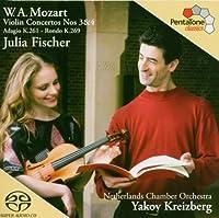 Mozart: Violin Concertos (2005-10-18)