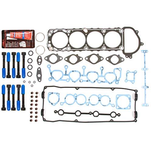 Evergreen HSHB3003C Head Gasket Set Head Bolts Fit 91-94 Nissan 240SX 2.4 DOHC KA24DE