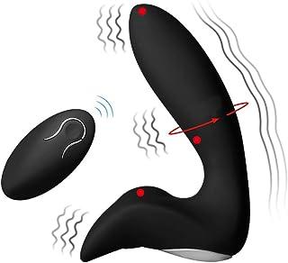Portable Massager for Men Man Prime Waterproof Massagger with Multiple Patterns GJM03