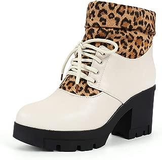 BalaMasa Womens ABS14130 Pu Boots