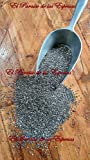 Semilla de Chia 1000 gr - Semilla de Chia Natural 100 % 1 Kg ( Foto Real del Producto )