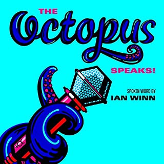 The Octopus Speaks! audiobook cover art