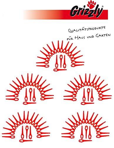 Grizzly 100 Ersatzmesser Fat 18 B3 Akku Rasentrimmer LIDL FLORABEST IAN 102971 + IAN 273039 (Messr/Messerchen/Schneidplättchen)