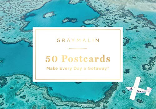 Gray Malin: 50 Postcards (Postcard Book): Make Every Day a Getaway