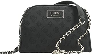 Guess Womens Cross-Body Handbag, Black - SG766214