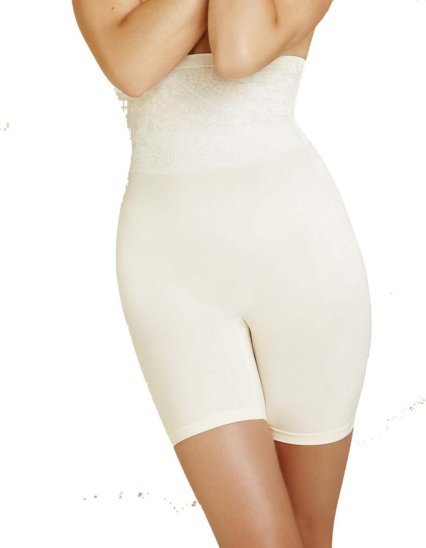 BodyWrap Shapewear Ivory The Catwalk HighWaist Long Leg Panty 49590