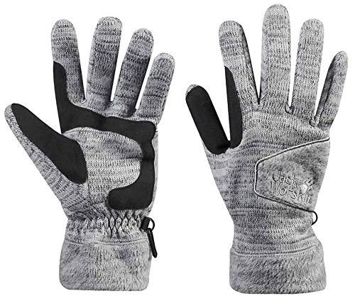 Jack Wolfskin Herren Aquila Glove Men Strumpfwaren, Legierung, S