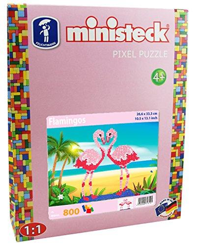 Ministeck 31319 - Flamingos XL Box - ca. 800 Teile