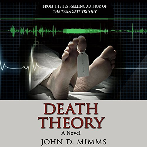 Death Theory audiobook cover art
