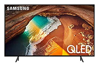 SAMSUNG QN75Q60RAFXZA 75   3840 x 2160  Smart 4K Ultra High Definition QLED TV  2019  -  Renewed