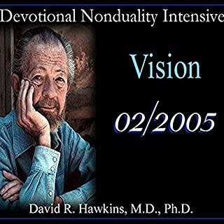 Devotional Nonduality Intensive: Vision audiobook cover art
