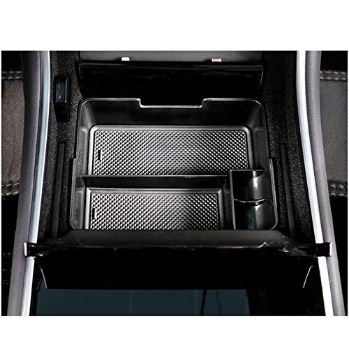 Tonyzhou Co.,ltd Auto Zentralarmlehne Aufbewahrungsbox Auto Container Handschuh Organizer Fall, Für Tesla Model 3 Bluestar 2017 2018 2019