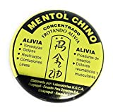 Mentol Chino Chinese Menthol Dolores Músculos back pain