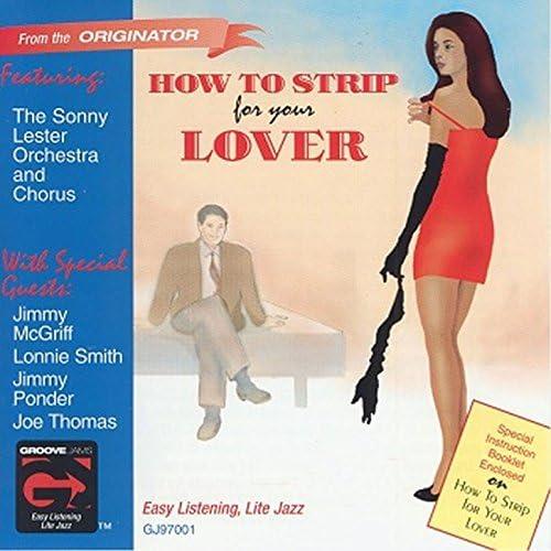 The Sonny Lester Orchestra feat. ジミー・マクグリフ, ロニー・スミス, ジミー・ポンダー & ジョー・トーマス