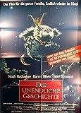 Die unendliche Geschichte - Wolfgang Petersen - Filmposter