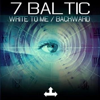 Write To Me / Backwards