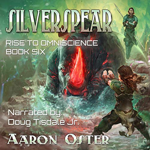 Silverspear  By  cover art