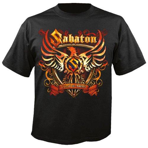 Sabaton - Coat of Arms - T-Shirt/L