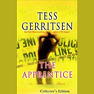 The Apprentice audiobook cover art