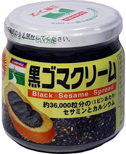 黒ゴマクリーム (小) 135g×3個