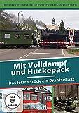 Mit Volldampf und Huckepack zu Ostdeutschlands höchstem Gipfel - Das letzte Stück: ein...