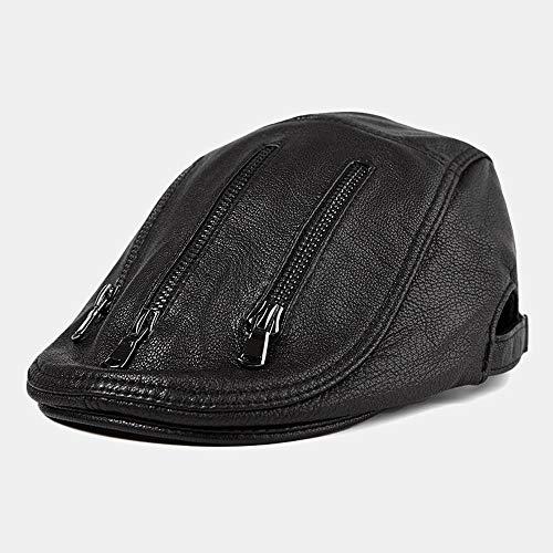 Boina En Piel  marca l-Sombrero
