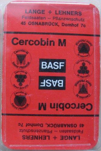 BASF Cercobin M - Skatspiel - franz. Blatt
