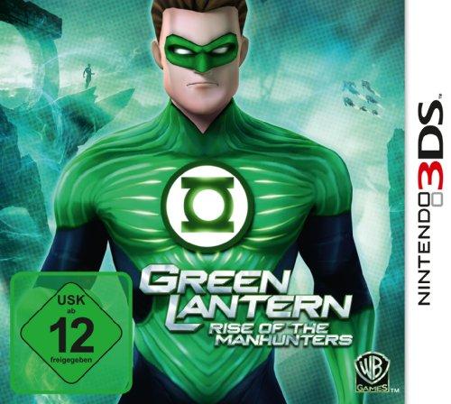 Green Lantern: Rise of the Manhunters [Edizione: germania]